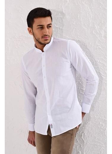 Rodi Jeans Gömlek Beyaz